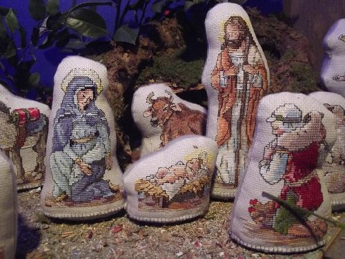 Presepi di Natale a Lecco Foto
